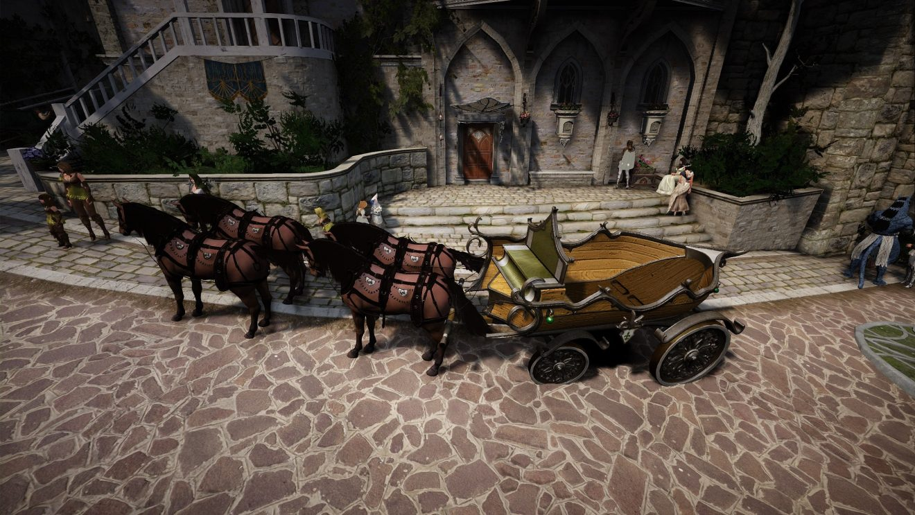 How to set up your own empire in Black Desert Online