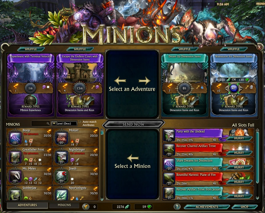 minions-overview