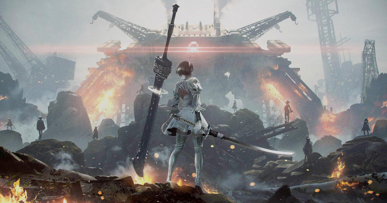 Final-Fantasy-XIV-Shadowbringers-YoRHa-Dark-Apocalypse-raid