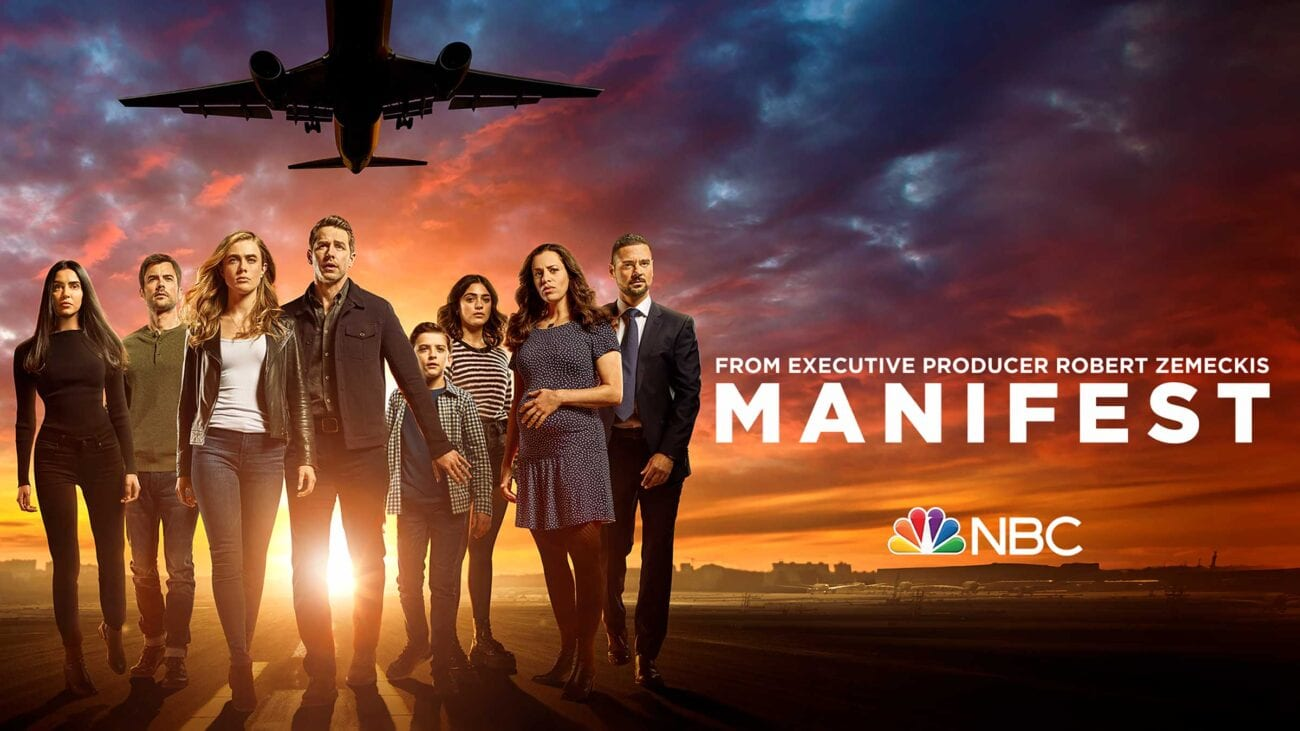 airplane drama series Manifestc