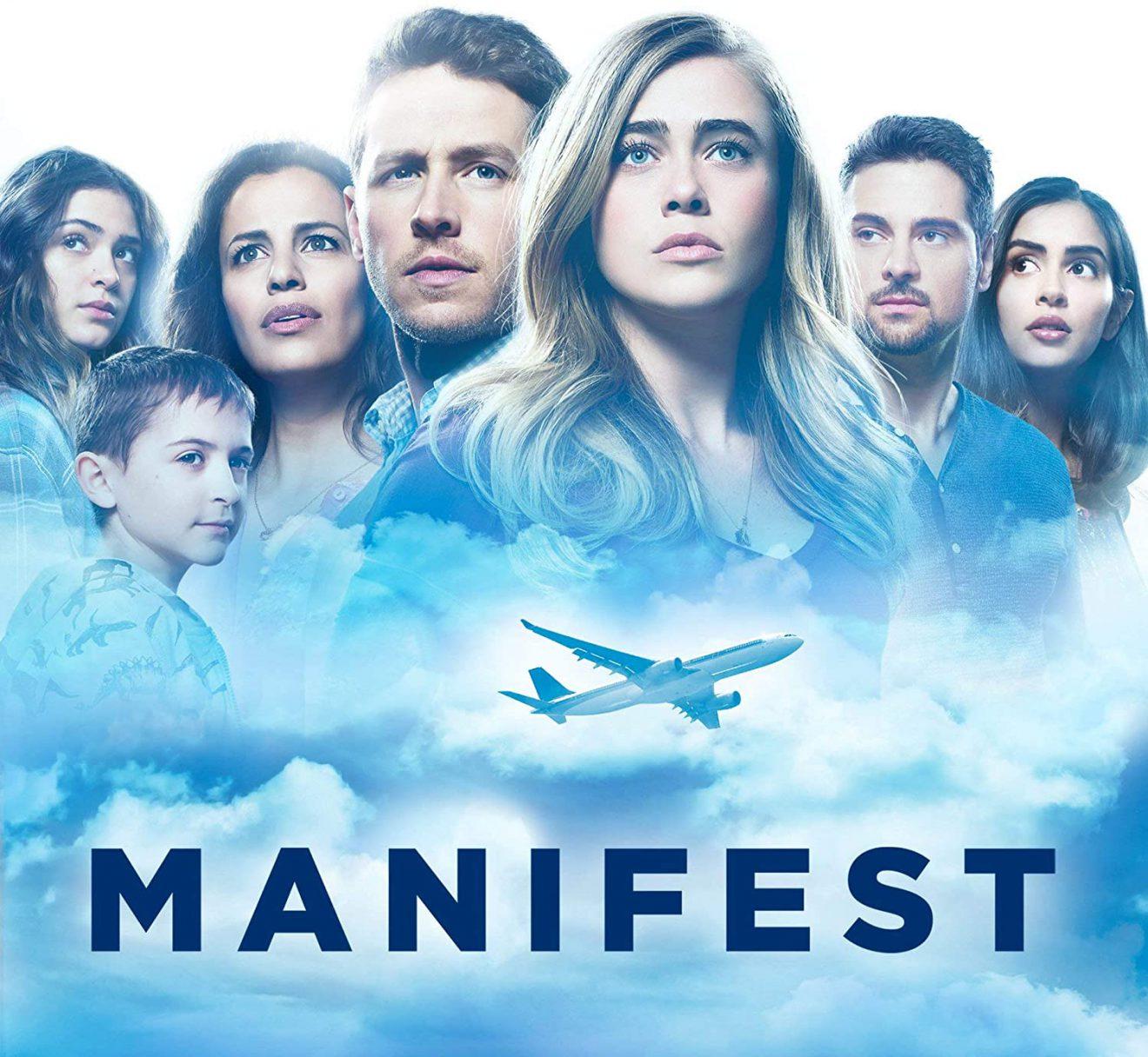 airplane drama series Manifest
